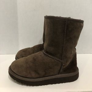 Ugg Classic Short for Big Kids